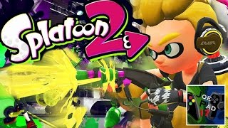 lo splasher il rullo e il jet pack splatoon 2 gtf hd