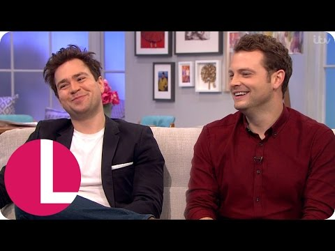 Pop Idol's Sam And Mark Would Do I'm A Celebrity If They Could Go In Together | Lorrain