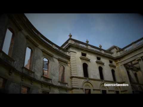 Tour Of Witley Court Mansion Manor House Remains Abandoned Full HD