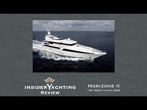 Motor Yacht Horizons II (2) Review - 145' NQEA Yacht