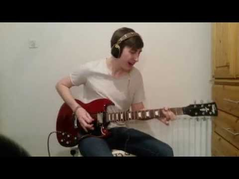 Cowboy Song - Thin Lizzy (Cover)