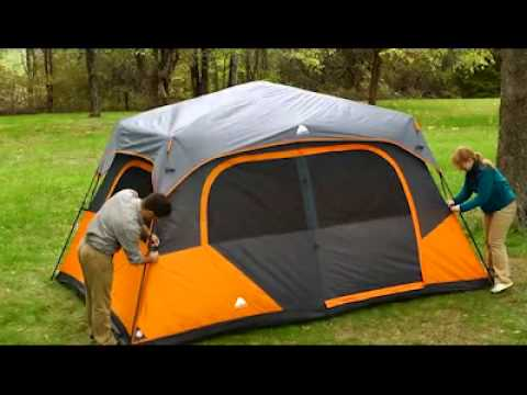 Ozark Trail Tent 13 x 9 - Instant Tent : 8 person pop up tent - memphite.com