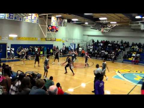 West Oaks Academy (High School) vs Elev8 Post Grad part.5