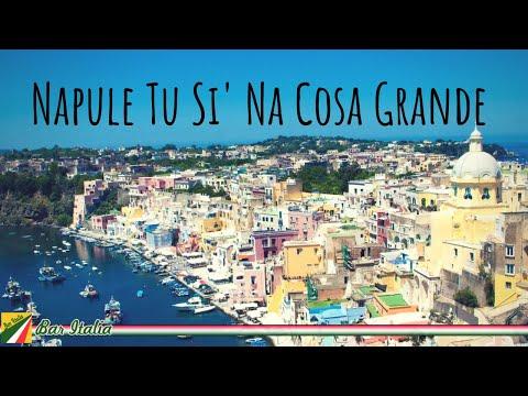 Napule Tu Sì 'Na Cosa Grande - Italian & Neapolitan Songs