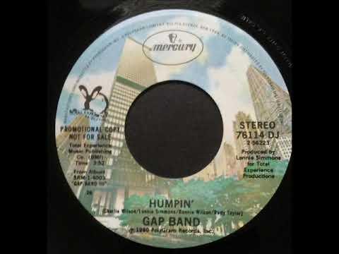 Gap Band  -  Humpin'