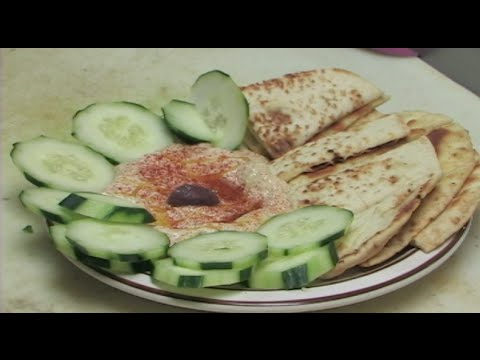 Delicious Hummus Made From Scratch - Restaurant Reveals Hummus Recipe