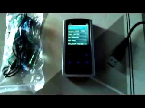 MP3 Player RCA 4 gig