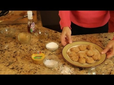 Low-Fat Stevia Ginger Cookie Recipe : Diabetic Recipes
