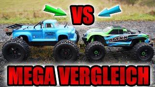 Welches RC AUTO ist sein GELD MEHR WERT? | 629€ | Arrma Notrious 6s vs Traxxas MAXX!