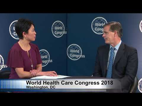 WHCC18 Interview Zone with Daniel Morissette, Dignity Health