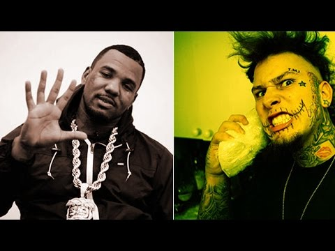 """The Game Cars get Shot up in Miami.. Stitches says """"I TOLD THEM P*SSYs not to Come to my CITY"""""""