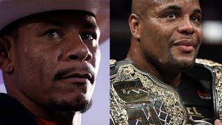 Боец UFC готов сдаться полиции, четыре бойца уволены из UFC, чемпион UFC о бое с чемпионом Bellator