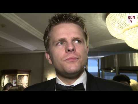 Jake Humphrey Interview BAFTA Children's Awards 2013