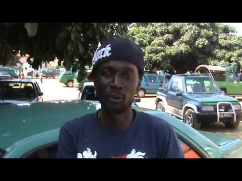Happy Lamin - Tour Guide & Taxi Driver in Gambia, West Africa
