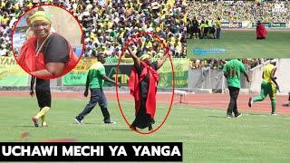 FULL VIDEO:Uchawi wa Bi MWENDA Mechi ya Yanga Vs Kariobangi Sharks Uwanja wa Taifa Leo