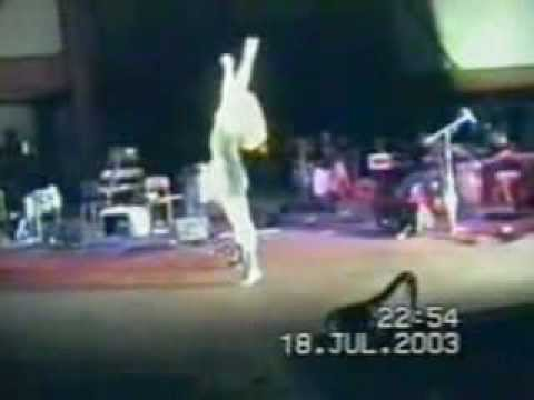 Koan Loop Enemble + Alessandra Aricò - Teatro Pecci 18-07-2003
