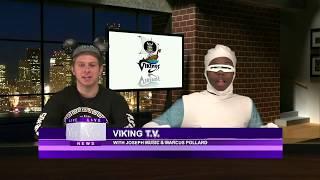 Johansen High School - Viking TV 19 - News Broadcast #278