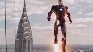 Iron Man-feel Invincible By Skillet