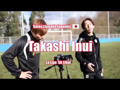 【Takashi Inui】 ×【 Dribble Designer】 (Spanish version)