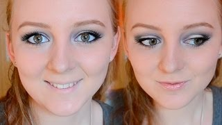 ♥ ВЕЧЕРНИЙ Makeup tutorial ♥ от MakeupKaty