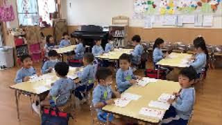 バディスポーツ幼児園 長津田校 音符ビッツメロディ〜めくりながらうた...