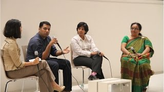 Breaking Free discussion with Radhika Piramal, Joe Zachariah and Padma Iyer