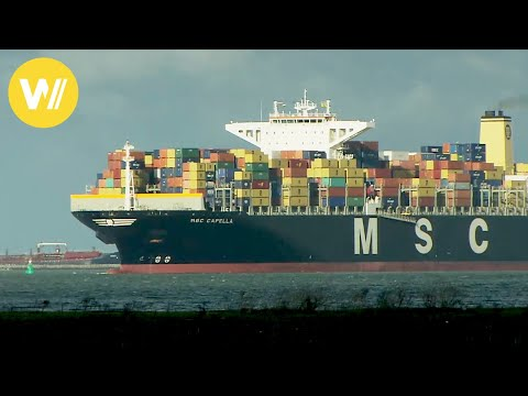 Port of Rotterdam - How Europe's busiest port operates