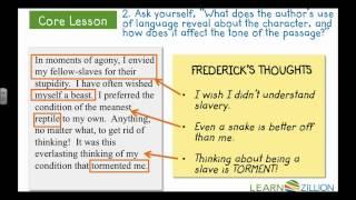 Analyzing an Author's Use of Figurative Language