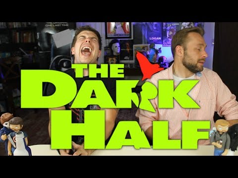 Stephen King's THE DARK HALF Movie and It's GIANT BUTT HOLE