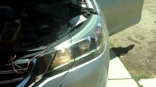 Power Steering, VSA, ABS, Brake Light Problem on 2013 Honda Accord