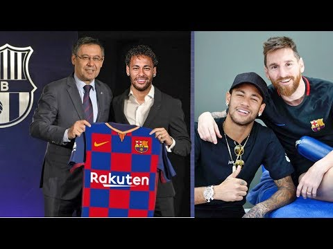 Neymar Welcome Back to Barcelona? Confirmed & Rumours Summer Transfers 2019 |HD