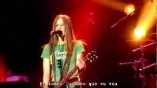 Gambar cover Avril Lavigne - Mobile (Live in Dublin 2003) Legendado #HD