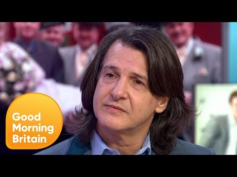 Dame Barbara Windsor's Husband Scott Opens Up About Her Alzheimer's Battle   Good Morning Britain