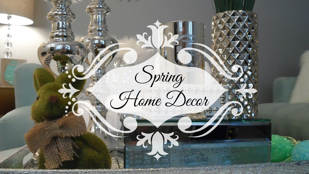 spring home decor youtube - Home Decor 2016