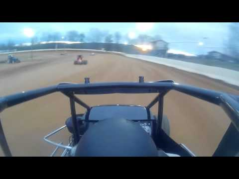 Mikey Smith - Full Day Race @ Hamlin Speedway 5-7-16