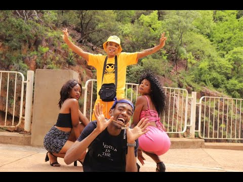 Vusi Alphaa  drops music video for track Tshigombela feat HaaNdi Yellow.