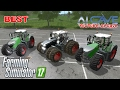 I'M SHOCKED! Most Detailed Tractor Mod for Farming Simulator 17 - FENDT 1000 VARIO