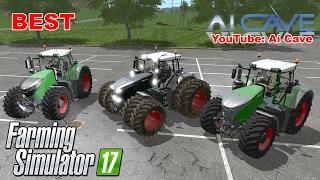 I'M SHOCKED! Most Detailed Tractor Mod for Farming Simulator 17 - FENDT 1000 VARIO(, 2017-02-11T00:46:46.000Z)