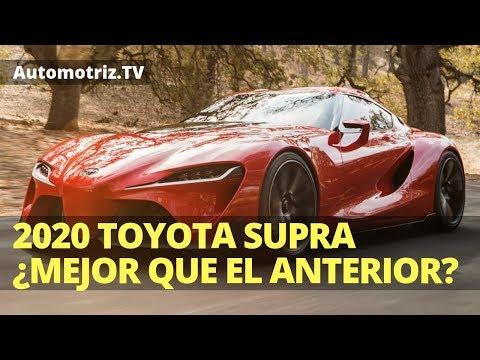 2020 Toyota Supra ¿Cumplio con las Expectativas?