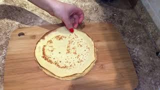 ПП рецепты Блинный Торт №33