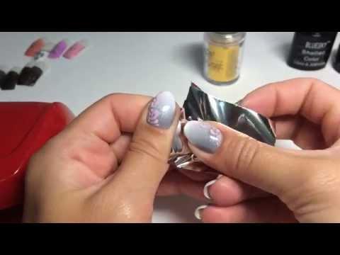 Гель для литья на ногтях