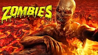 Zombie Heat Level 9000 💀 Call of Duty Black Ops 3 Custom Zombies