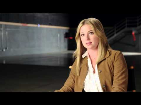 "Captain America: Civil War: Emily VanCamp ""Sharon Carter"" Behind the Scenes Interview"
