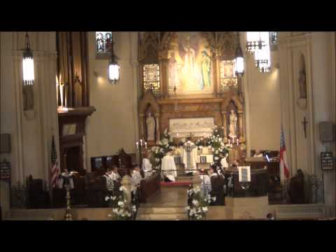 John Merbecke Communion Setting (1549) @ St. John's Detroit