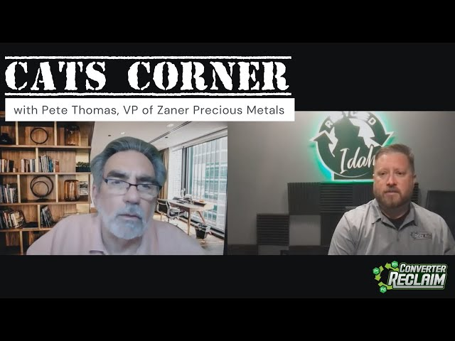 Cats Corner Episode #1 With Pete Thomas and Nick Snyder