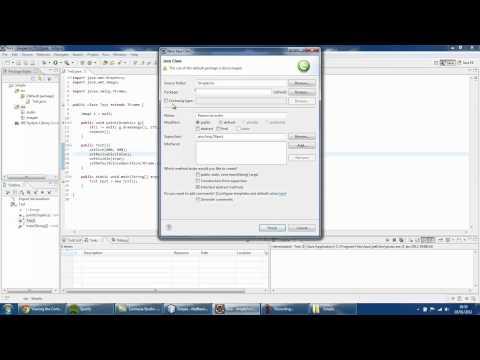 Packing Resources into jar files - #2 - General Java Game Development Tutorials