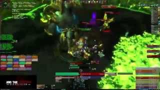 Blood Legion vs Heroic Archimonde - Brewmaster PoV