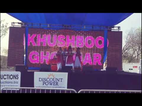 daband radio Holi event Houston.khushboo grp