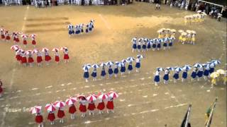 Drill display BAbul Hassen CC (BHCC) 2016 Sports Meet
