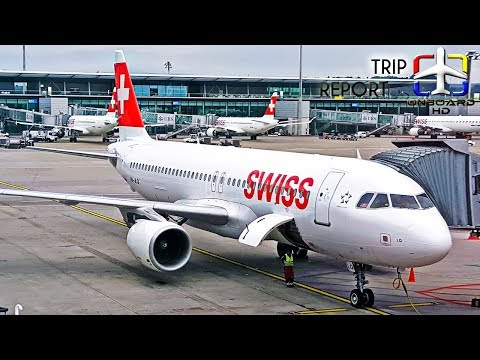 TRIP REPORT | Swiss Airlines | Airbus A320CEO | Geneva - Zur